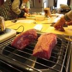 ブログお肉