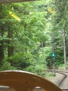 登山鉄道③