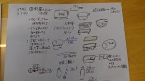 工程リスト①