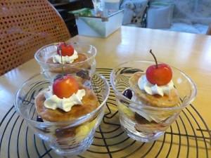 アメリカンチェリーのお菓子④