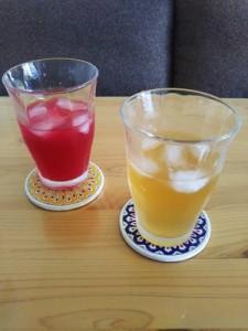 夏のジュース