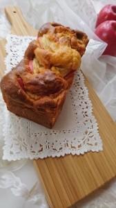 林檎のパウンドケーキ①
