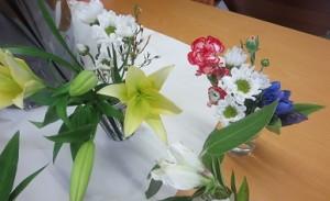 お盆の花④