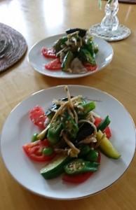 Sep.1・salad