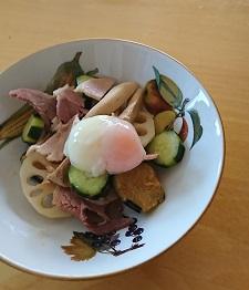 Sep.30 Salad ②