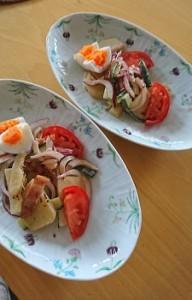 Oct.1 Salad ①